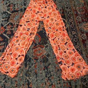 GauchoWide leg dress pants, Sz Small